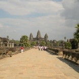 "Walkway, Angkor Wat 2 • <a style=""font-size:0.8em;"" href=""http://www.flickr.com/photos/10951493@N00/352625024/"" target=""_blank"">View on Flickr</a>"